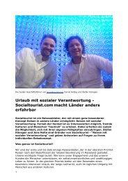 Pressemitteilung_Socialtourist_Reisen_mit_sozialer_Verantwortung_final