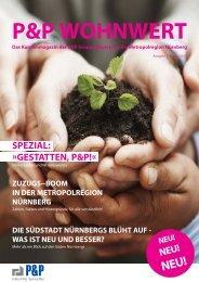 NEU! - Das Kundenmagazin der P&P Gruppe Bayern