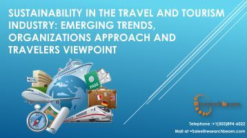 Sustainability in the Travel and Tourism Industry