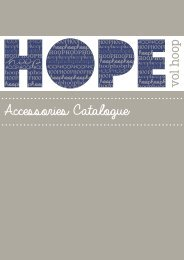 Accessories Catalogue July 2016