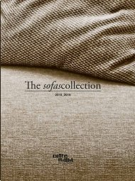 THE SOFA COLLECTION by Ditre Italia