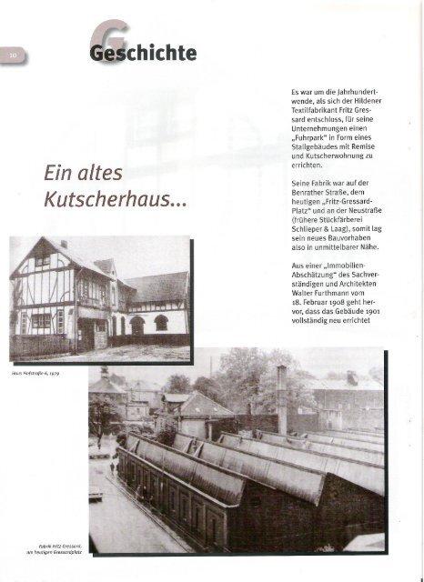 Informationen als PDF - Haus Hildener Künstler