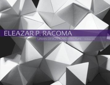 Racoma Portfolio - 2016