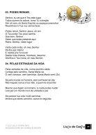 Livro de Canto 1º ECC 2ª Etapa 2016 - Page 5