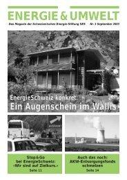 Download (PDF, 600 KB) - Schweizerische Energie-Stiftung