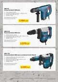 Tintește reducerile Bosch! - Promoția verii 2016 - Page 4