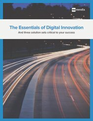 The Essentials of Digital Innovation