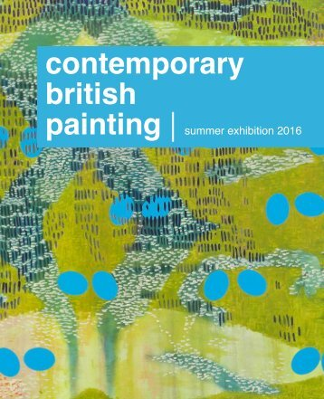 contemporary british painting |