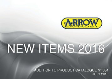 New items July 2016