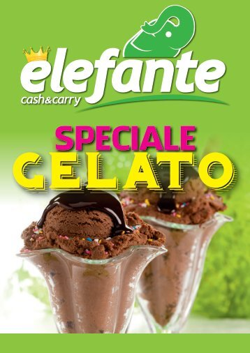 speciale gelato