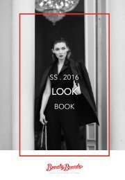 BEAUTY BRANDS MOSCOW LOOK BOOK SS 2016