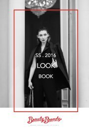 BEAUTY BRANDS MOSCOW - LOOK BOOK SS 2016