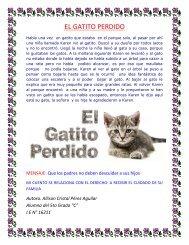 03 EL GATITO PERDIDO