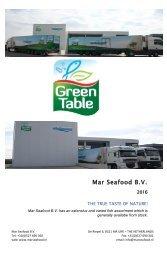 Catalogus Mar Seafood B.V. 2016