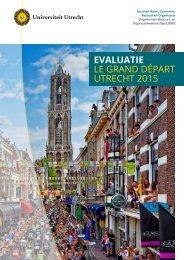 Evaluatie Le Grand Départ Utrecht 2015