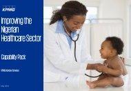 Nigerian Healthcare Sector