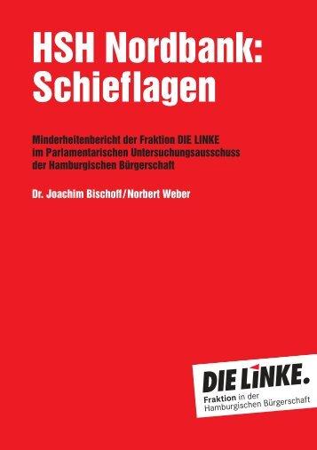 HSH Nordbank: Schieflagen - DIE LINKE. Fraktion in der ...