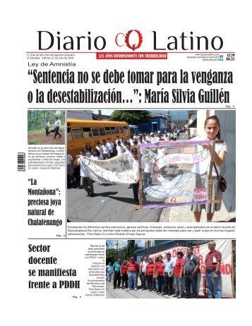 Edición 22 de Julio de 2016