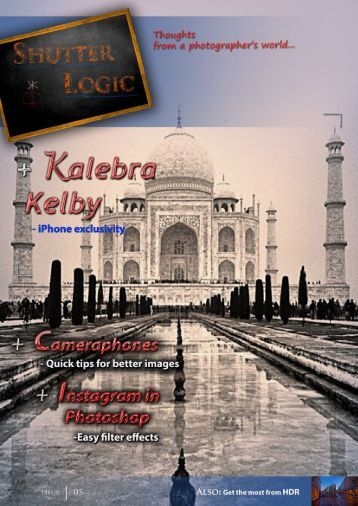 ShutterLogic Magazine Issue 05