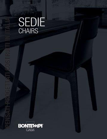 SEDIE by Bontempi Casa