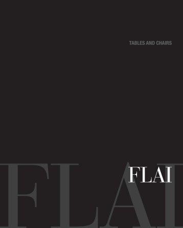 TAVOLI E SEDIE by Flai
