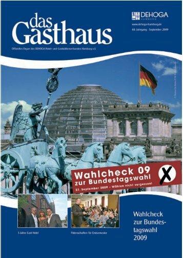 Das Gasthaus 09/2009 - hamburger-kreis.de