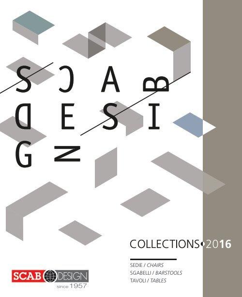 Scab Sedie E Tavoli.Tavoli E Sedie By Scab Design