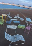 TAVOLI E SEDIE OUTDOOR -Grid collection by Ciacci - Page 3