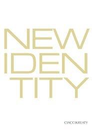 TAVOLI E SEDIE - NEW IDENTITY, by Ciacci