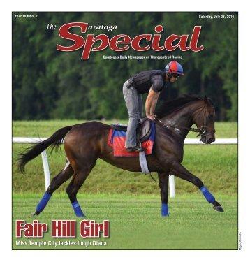 Fair Hill Girl