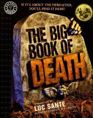 The Big Book of Death
