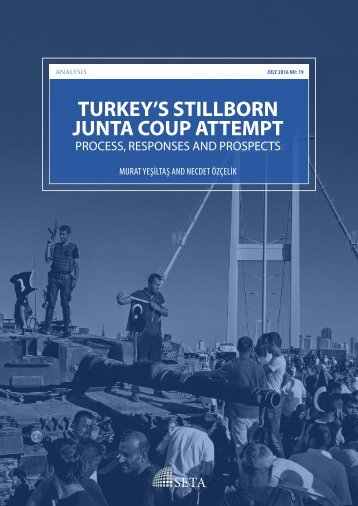 TURKEY'S STILLBORN JUNTA COUP ATTEMPT