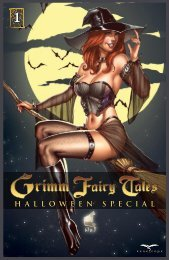 Grimm Fairy Tales: Halloween Special