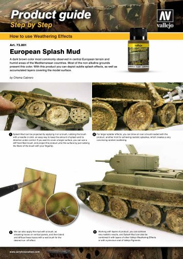 European Splash Mud