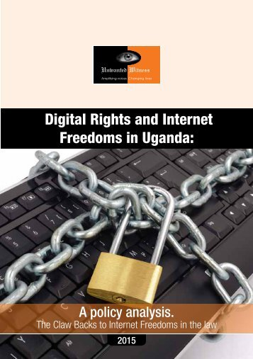 Freedoms in Uganda