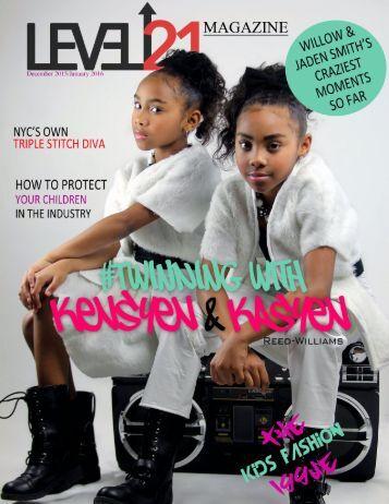 Kids Issue December 2015 January 2016
