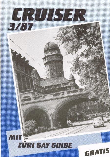 Cruiser Nr. 3 1987
