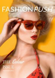 The 'Colour' issue // Summer 2016