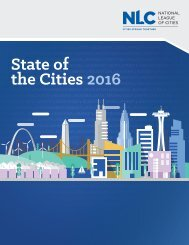 State of the Cities 2016