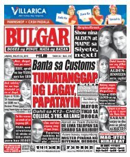Ano ang datant pangalan ng Bansang Pilipinas