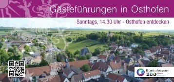 Gästeführungen in Osthofen