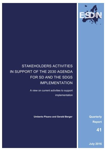 2016-July-Stakeholders_activities_in_support_of_the_2030_Agenda_for_SD_and_the_SDGs_implementation