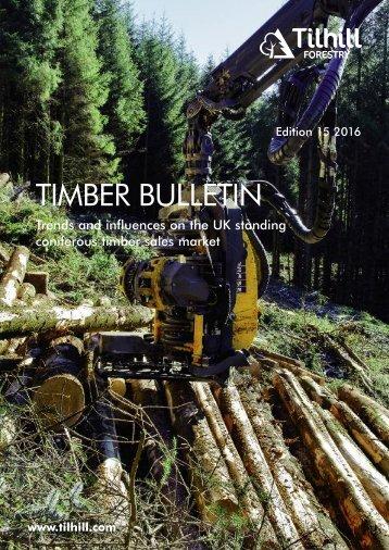 TIMBER BULLETIN