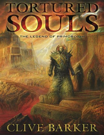 Tortured Souls - The Legend of Primordium
