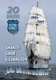 20 Jahre Shanty Chor