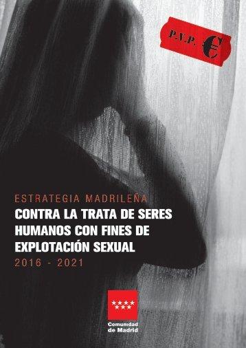 CONTRA LA TRATA DE SERES HUMANOS CON FINES DE EXPLOTACIÓN SEXUAL