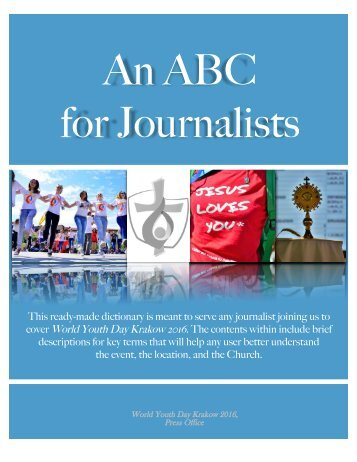 An ABC for Journalists