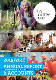 2015/2016 ANNUAL REPORT & ACCOUNTS