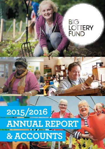 2015/2016 ANNUAL REPORT & ACCOUNTS