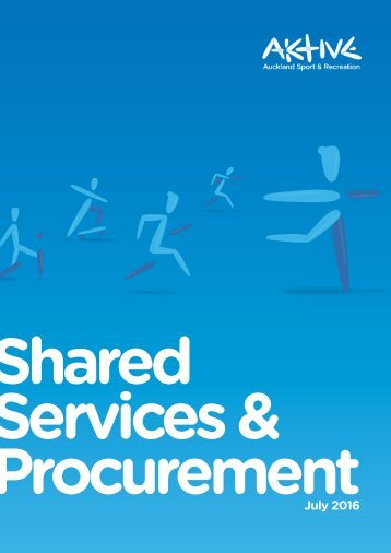 Aktive Shared Services and Procurement July 2016